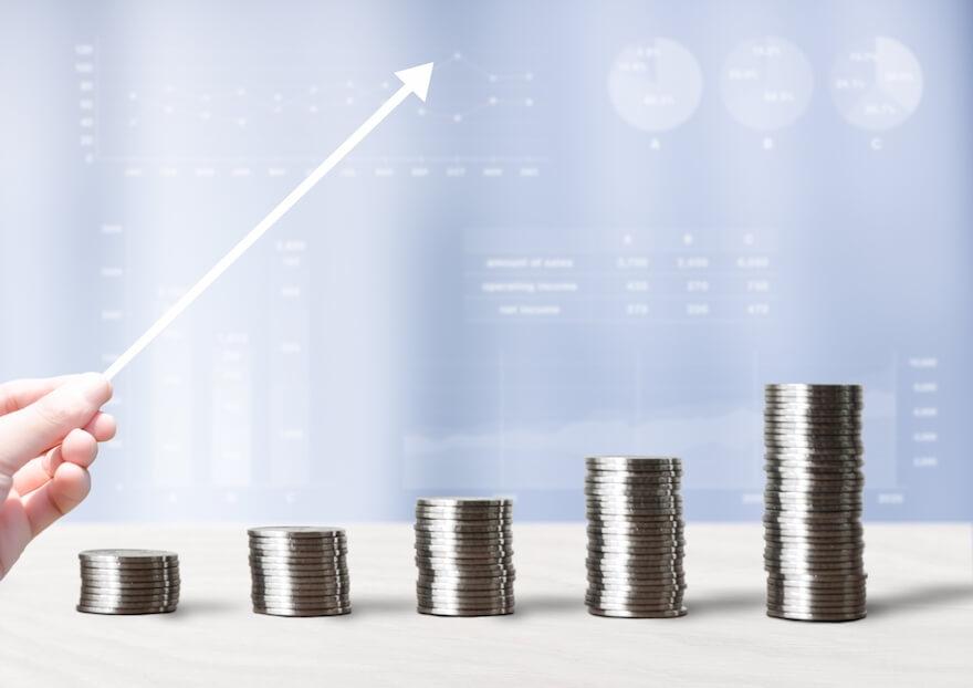 仮想通貨積立シミュレーション