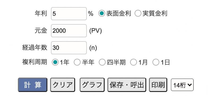 2000円,投資